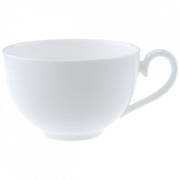 """Café au Lait-Obertasse """"Royal"""" weiß"""