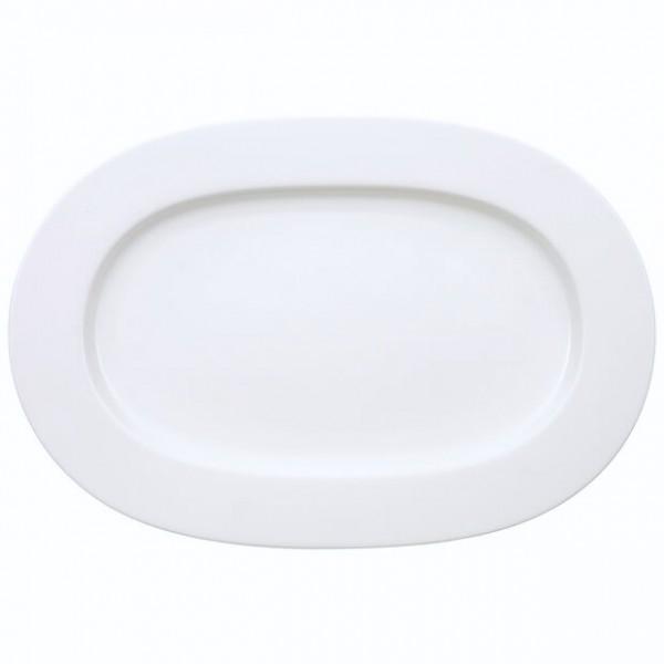 "Platte ""Royal"" weiß, 41 cm"
