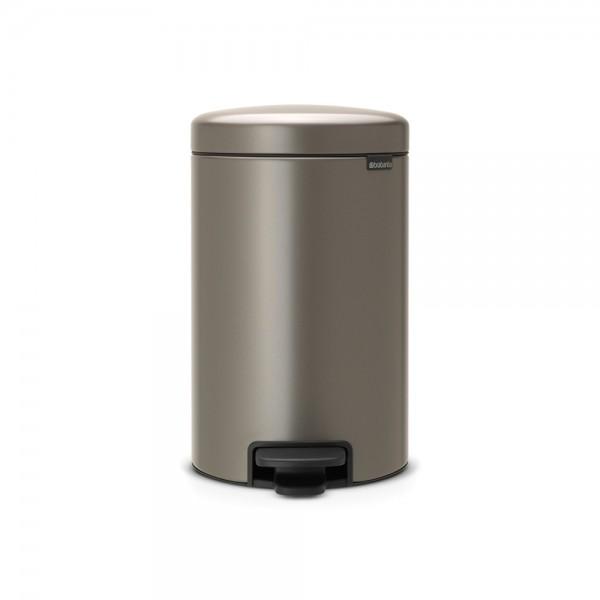 newIcon Treteimer 12 Liter Platinum