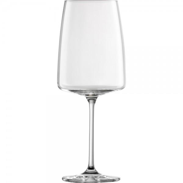Weinglas Kraftvoll und Würzig ''Vivid Senses''