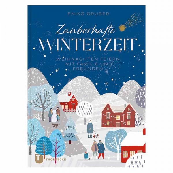 """Backbuch """"Zauberhafte Winterzeit"""""""