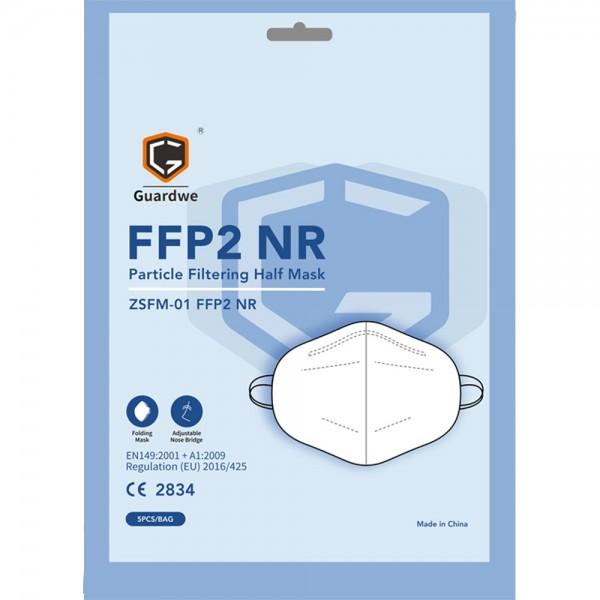 Atemschutzmaske FFP2, 5 Stück