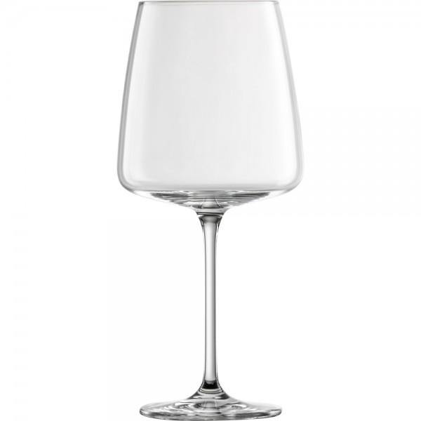 Weinglas Samtig und Üppig ''Vivid Senses''