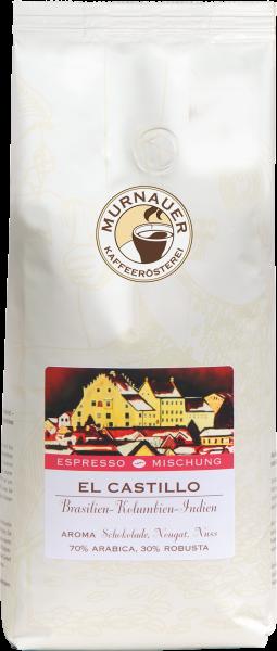 """Kaffeebohnen """"El Castillo"""" 1kg"""