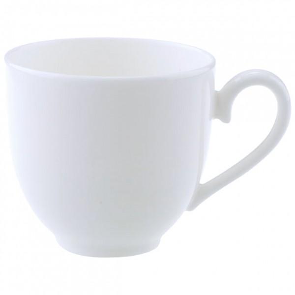 "Mokka-/Espressotasse ""Royal"" weiß"