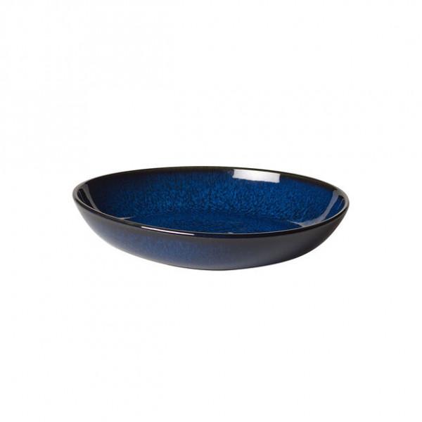 """Schale flach 22cm """"Lave bleu"""""""