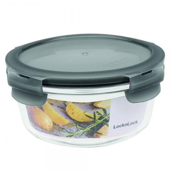 Frischhalteglas 380 ml rund