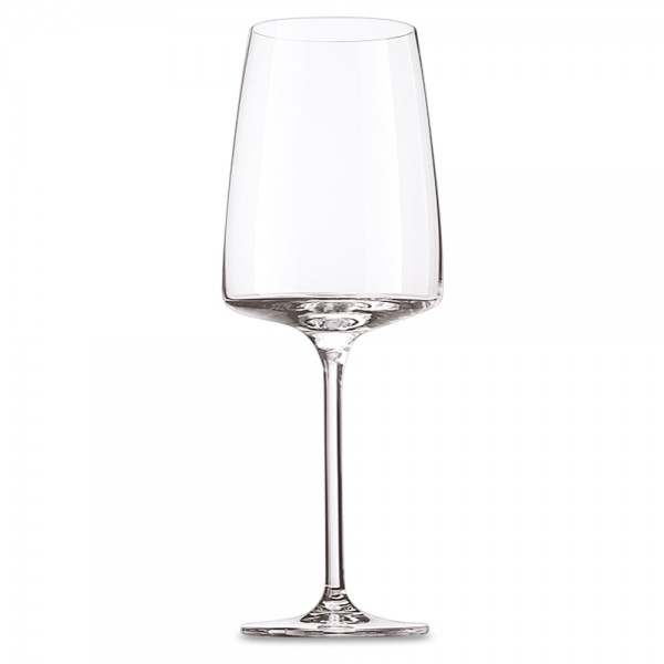 Glas fruchtig und fein