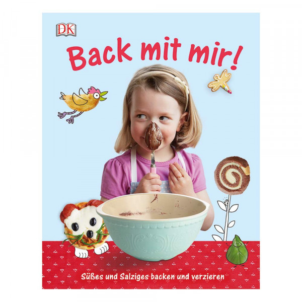 "Kochbuch ""Back mit mir!"""