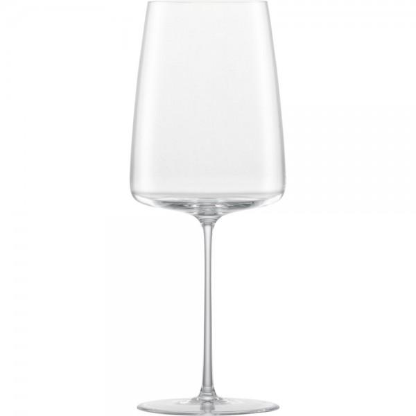 Glas kraftvoll&würzig