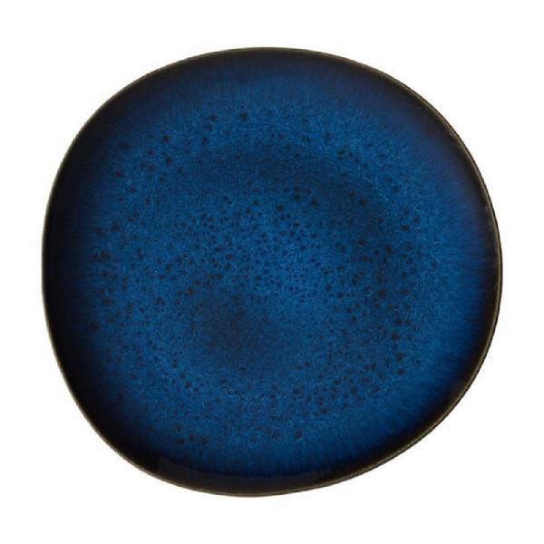 """Speiseteller 28cm """"Lave bleu"""""""