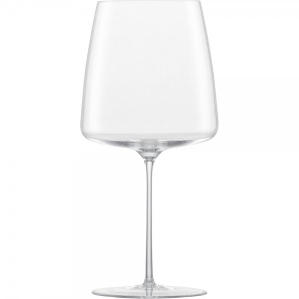 Samtig und üppig Glas