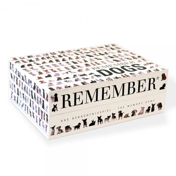 Gedächtnisspiel Dogs