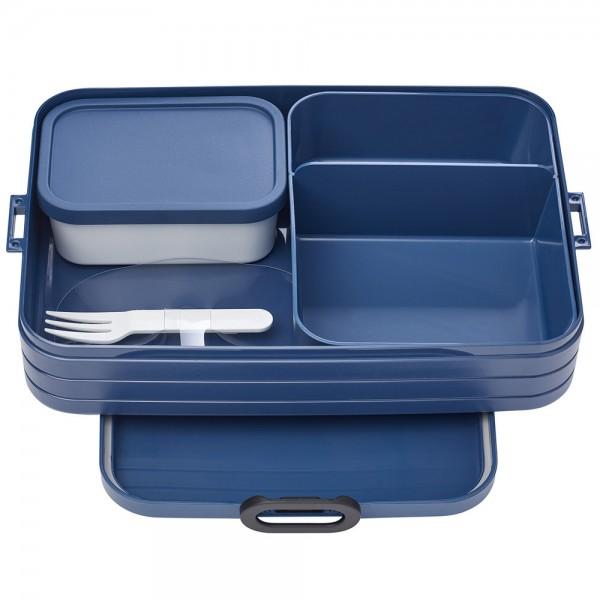 Bento Lunchbox blau