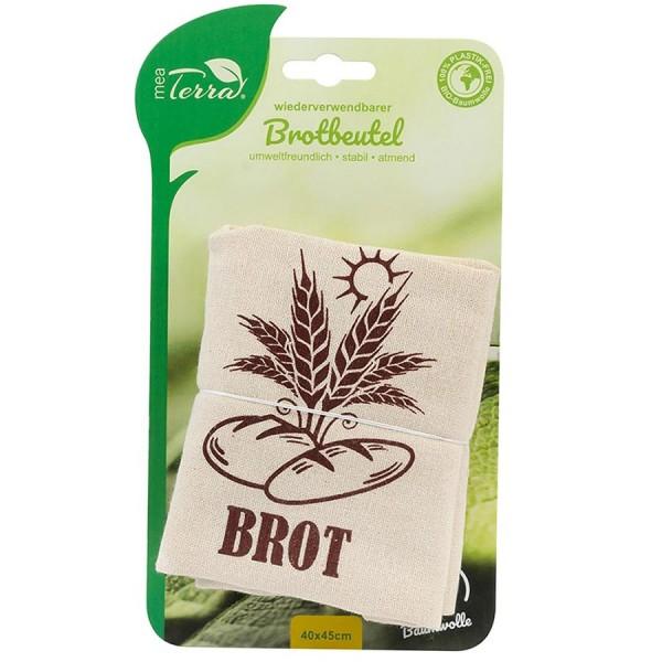 Brotbeutel aus Bio-Baumwolle