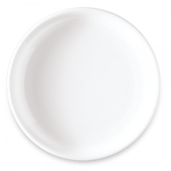 "Frühstücksteller ""Trend weiß"" 20 cm"