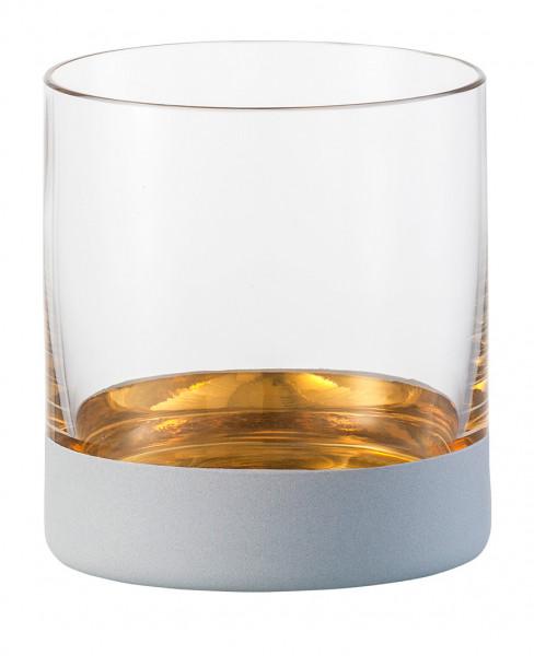 "Whisky Glas ""Cosmo weiß"""