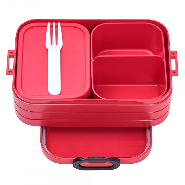 Bento Lunchbox nordic red