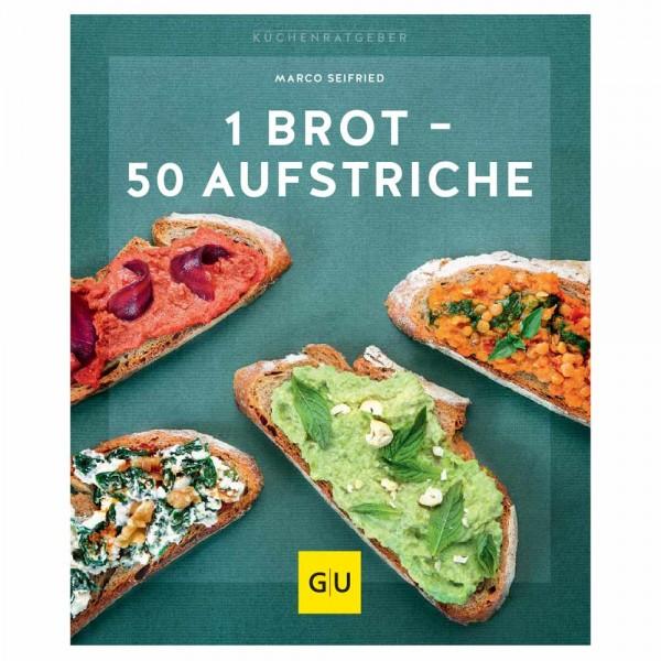 """Küchenratgeber """"1 Brot - 50 Aufstriche"""""""