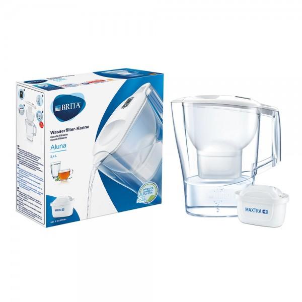 Wasserfilter Aluna, 2,4 Liter
