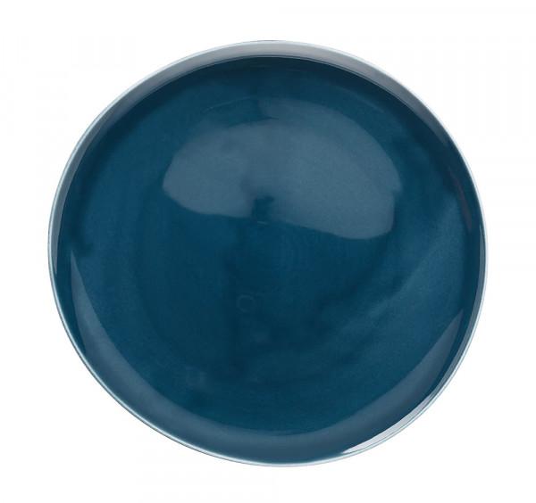 """Teller flach 27 cm """"Junto Ocean Blue"""""""