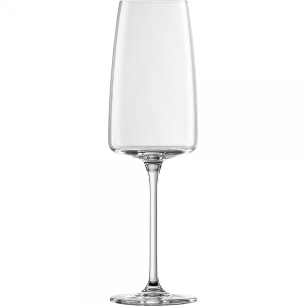 Schaumweinglas Leicht und Frisch ''Vivid Senses''