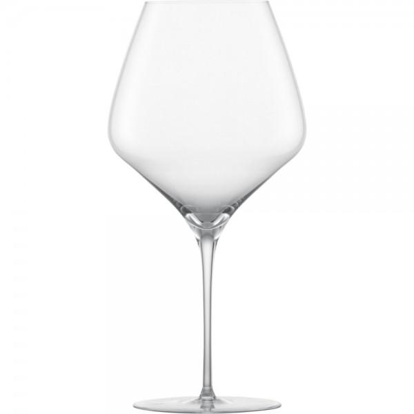 Burgunder Glas