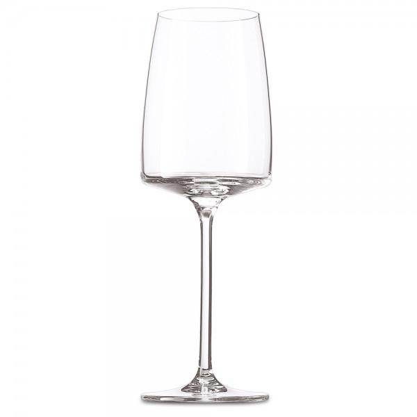 """Weinglas """"leicht und frisch"""""""