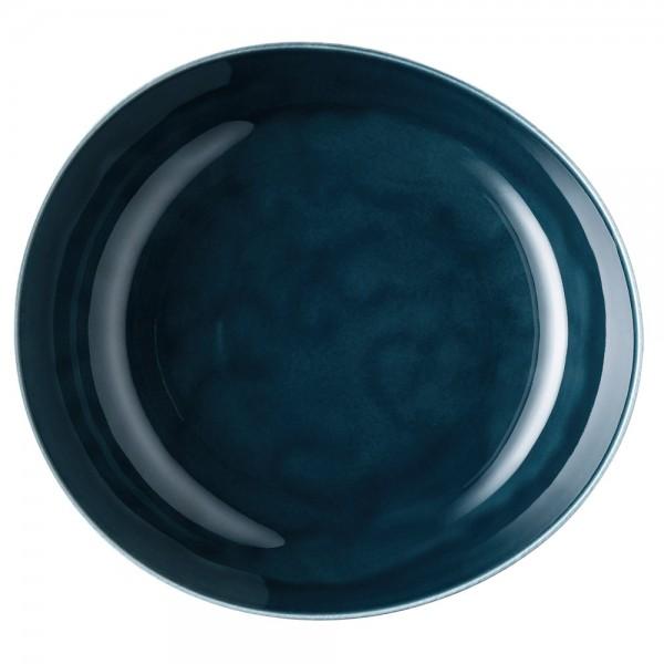 Teller tief 25 cm ''Junto Ocean Blue''