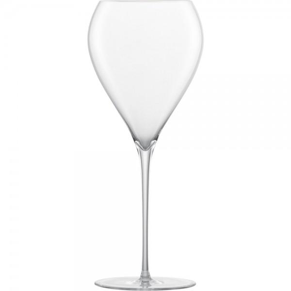 Schaumweinglas