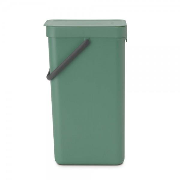 Abfallbehälter grün 12 l