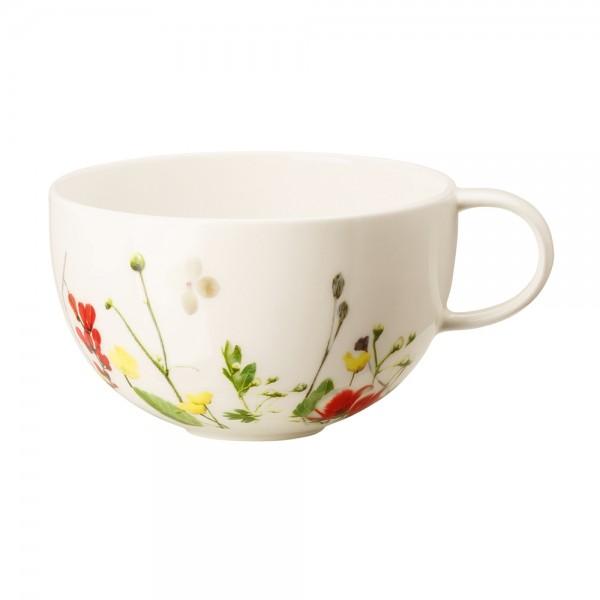 "Tee-/Cappuccinotasse ""Brillance Fleurs Sauvages"""