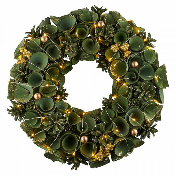 "LED-Weihnachtskranz ""Alice Wreath"""