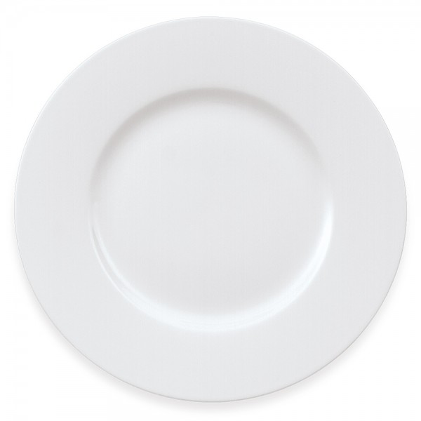 "Frühstücksteller ""Royal weiß"" - verschiedene Größen"