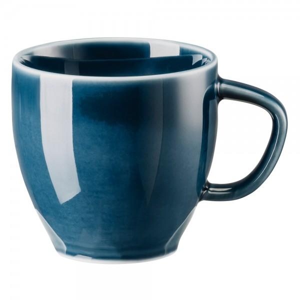 Espresso-Obertasse ''Junto Ocean Blue''