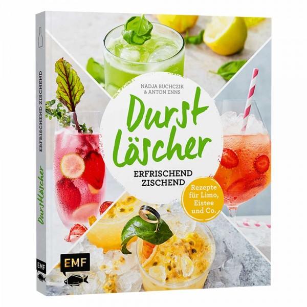 """Rezeptbuch """"Durstlöscher - erfrischend zischend"""""""