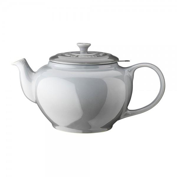 Teekanne perlgrau