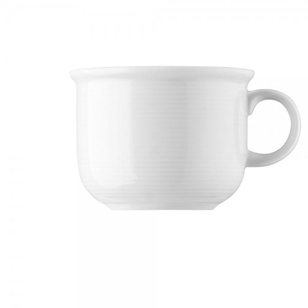 """Kaffeetasse """"Trend weiß"""""""
