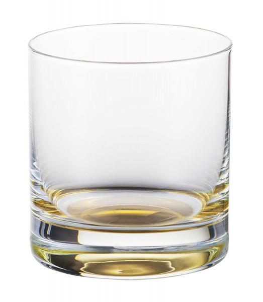 "Whisky Glas ""Gentleman"" Gold"