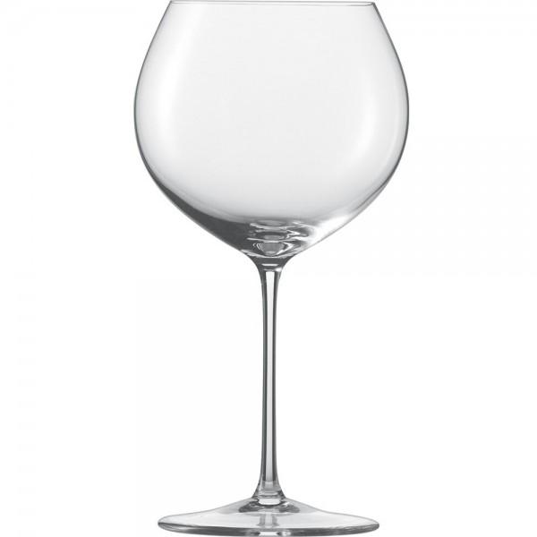 Burgunder Rotweinglas