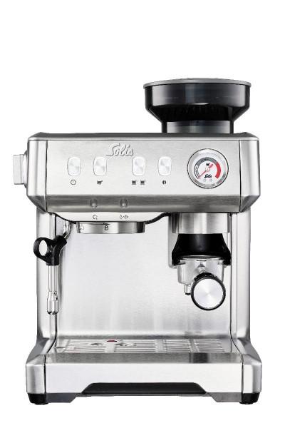 """Siebträger-Espressomaschine """"Grind & Infuse Compact"""""""