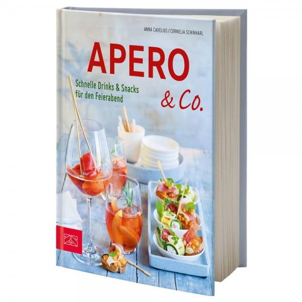 "Rezeptbuch ""Apero & Co."""