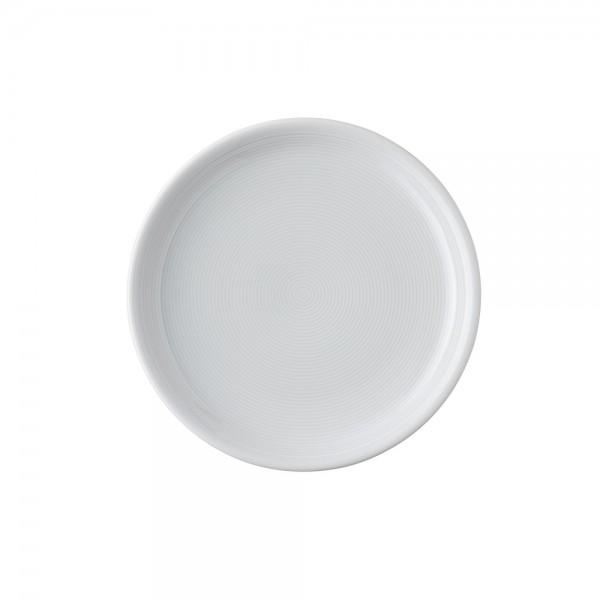 "Frühstücksteller ""Trend weiß"" 22 cm"