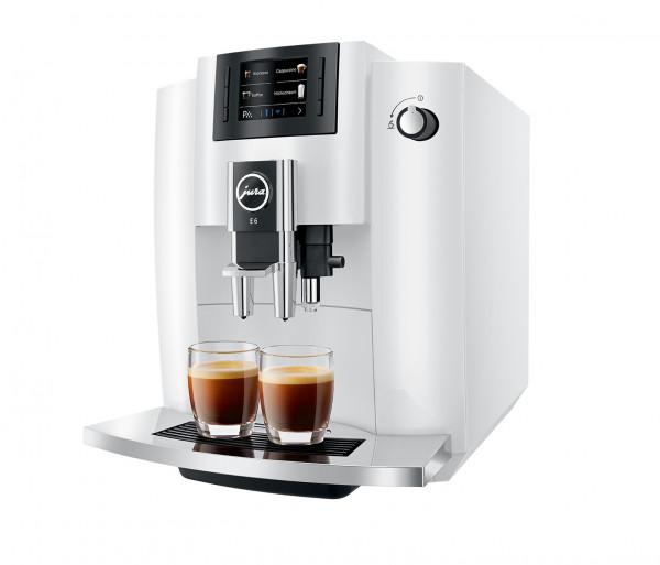 """Espresso-Vollautomat """" E6"""" + GRATIS Zugabe"""